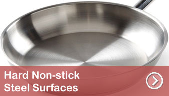 MHI Non-Stick Surfaces Cast Iron