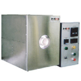 horizontal tube furnace