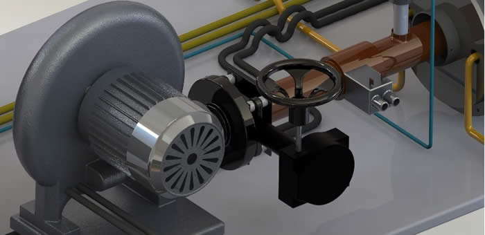 MVTA Blower control system