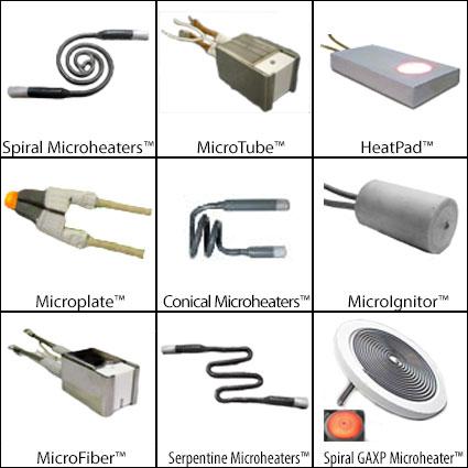 MHI Microheater Sampling